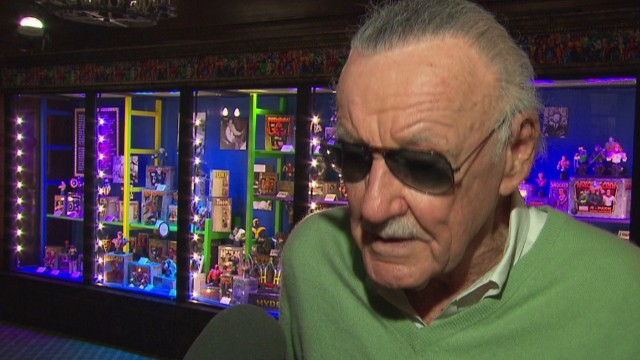 Stan Lee: I would be this superhero