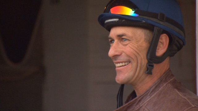 Gary Stevens' successful Derby return?