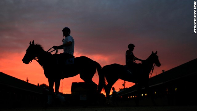 History could be made at Kentucky Derby