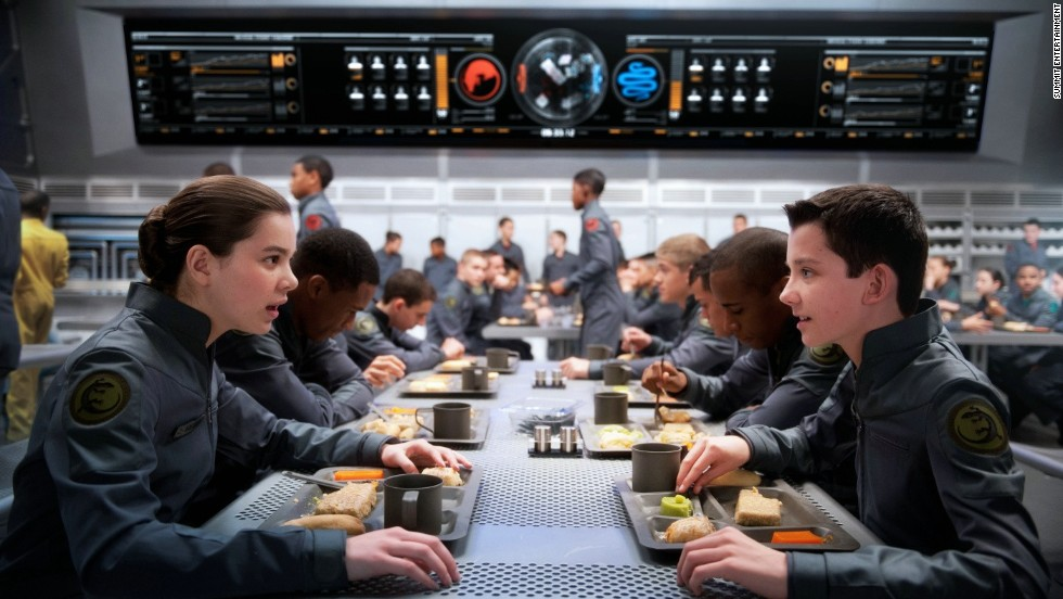 "<strong>""Ender's Game"": </strong>Orson Scott Card's much-honored 1985 novel, ""Ender's Game,"" finally comes to the screen with Asa Butterfield as military prodigy Ender Wiggin, who is trained as a child to take on the Earth-threatening ""Buggers,"" an alien species. Harrison Ford plays his minder and Ben Kingsley is a famed soldier of the alien wars. Sci-fi fans have been waiting for this for years, but controversy surrounding Card may not help in drawing wider audiences. (November 1)"