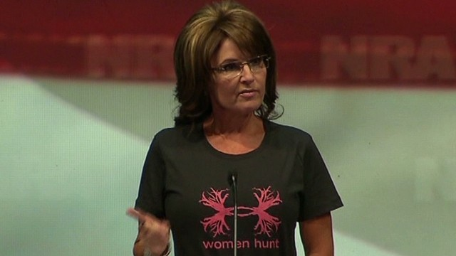 Palin: Politicians exploit emotions