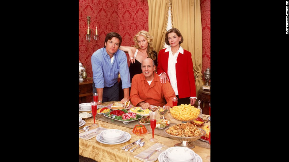 """<strong>""""Arrested Development"""" (2003)</strong>: Its creator begged audiences to watch. They never did in big numbers, but those who paid attention found a brilliant comedy that wasn't afraid of absurdist rabbit holes. A new season comes to Netflix at the end of May."""
