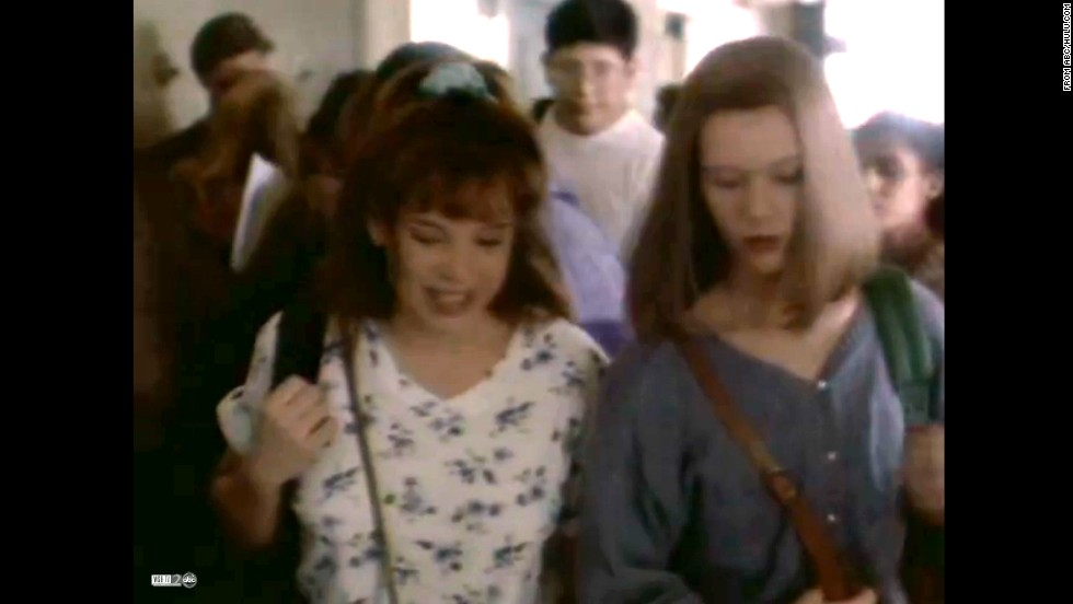 """<strong>""""My So-Called Life"""" (1994)</strong>: Few series about teenagers had ever captured the angst of adolescence the way this series, starring Claire Danes, did."""