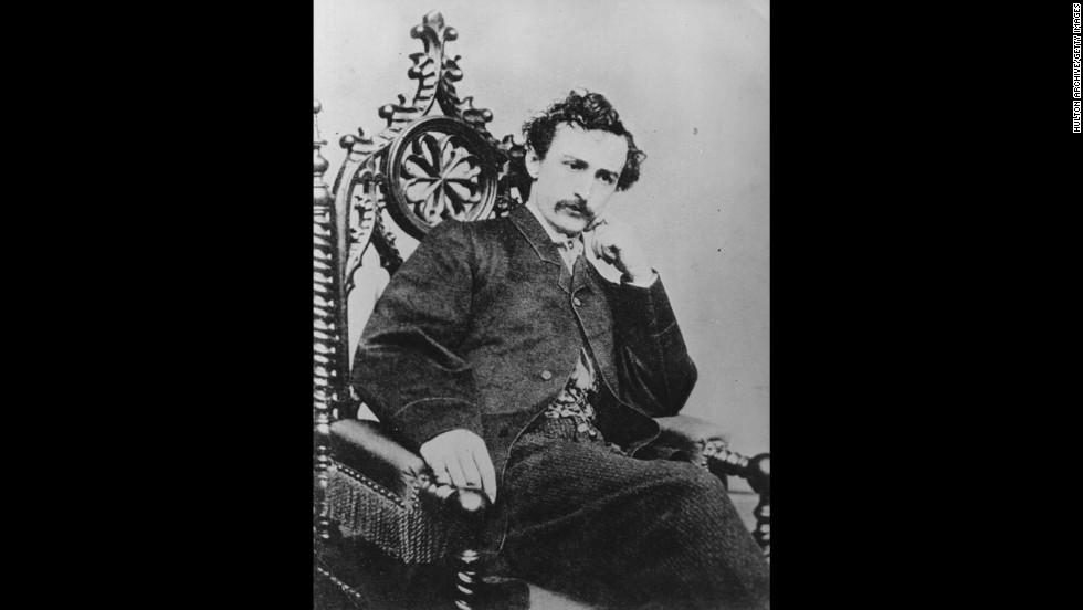 After killing President Abraham Lincoln in 1865, John Wilkes Booth was fatally shot himself. Secretary of War Edwin Stanton initially ordered that the assassin be buried in a blanket in the Old Penitentiary at Washington Arsenal. In 1867, he was exhumed and put in a pine box and buried in a locked storeroom, according to Find A Grave. In 1869, he was exhumed again. His body was returned to his family, who buried him in an unmarked grave at a family plot in Baltimore.