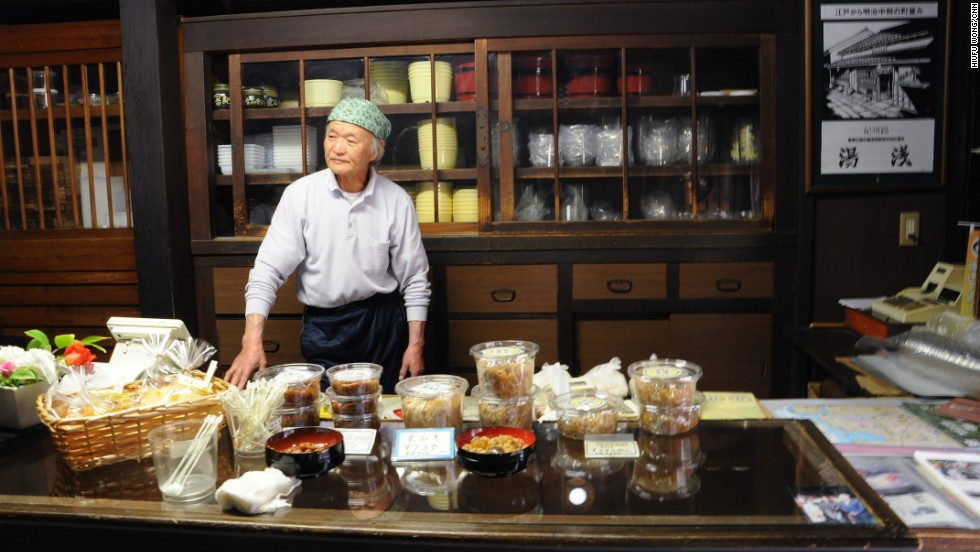 Ota Kyusuke Ginsei is the place to hit for delicious Kinzanji miso.