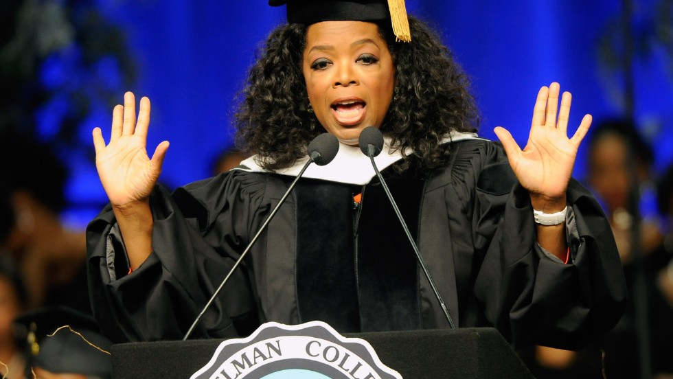 biography of oprah winfrey essay example Oprah winfrey leadership qualities, leadership tips white papers oprah is the epitome of leading by example her focus on being the best person she can be.