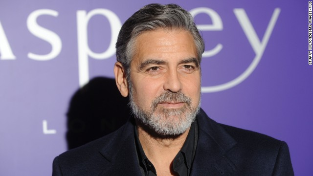 How George Clooney spends Nespresso money
