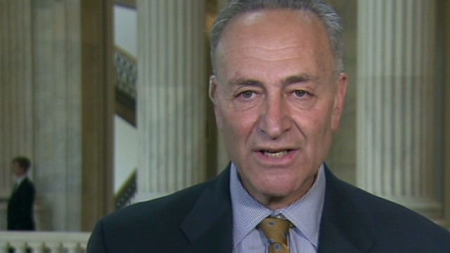 Schumer takes aim at 3-D printed guns