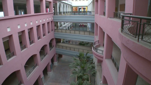 China's 'ghost mall'