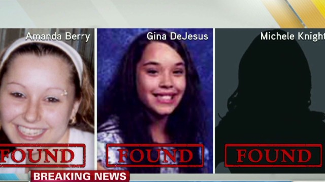 Three missing women found alive