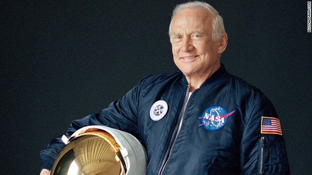 Buzz Aldrin and the future of space tourism