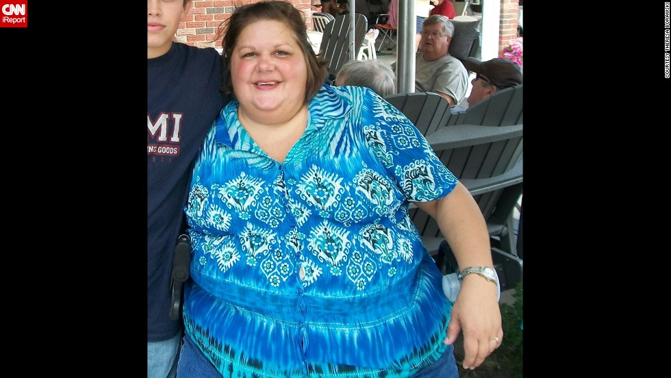 "At her heaviest, Theresa Borawski weighed 428 pounds. She had a ""sugar addiction"" and was drinking up to 1,200 calories in soda a day."