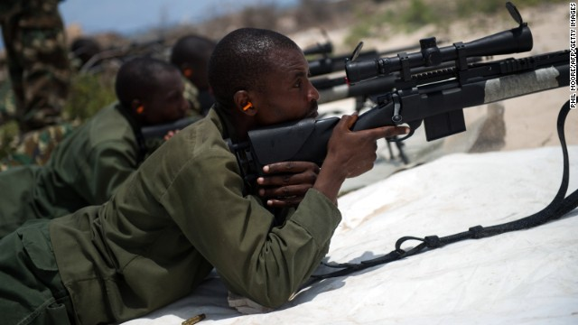 Security crucial to Somalia's success