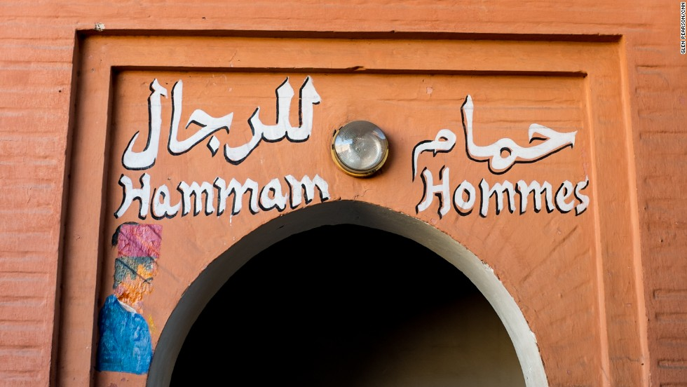 Never mind Morocco's posh hammams; nothing beats a visit to a no-frills public bathhouse. Just remember to bring your own towel.