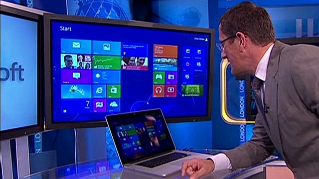 Windows 8 tiles pose challenge for users