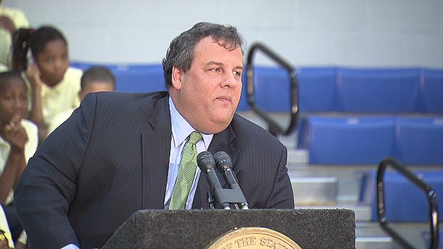 Is Christie's weight a big deal?