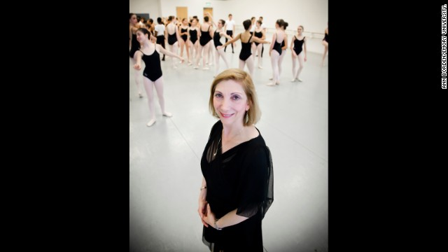 Atlanta Ballet psychologist, Nadine Kaslow also studies mental health issues, particularly relating to women.