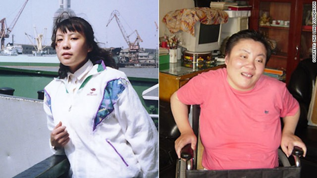 Zhu Ling was poisoned with thallium in 1994 but no one has been charged or prosecuted over the act.