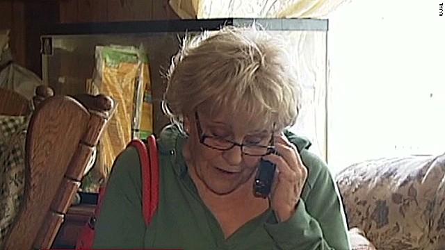 Grandmother to Berry: I never forgot you