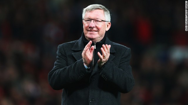 Alex Ferguson calls it a career