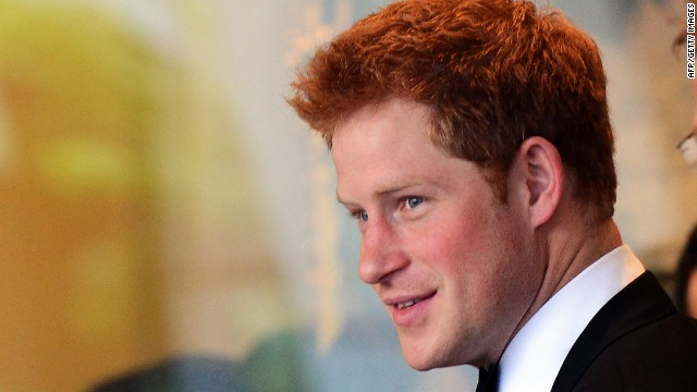 Prince Harry's memorable U.S. visits