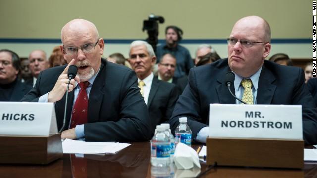 Diplomat disagrees with Clinton on Libya