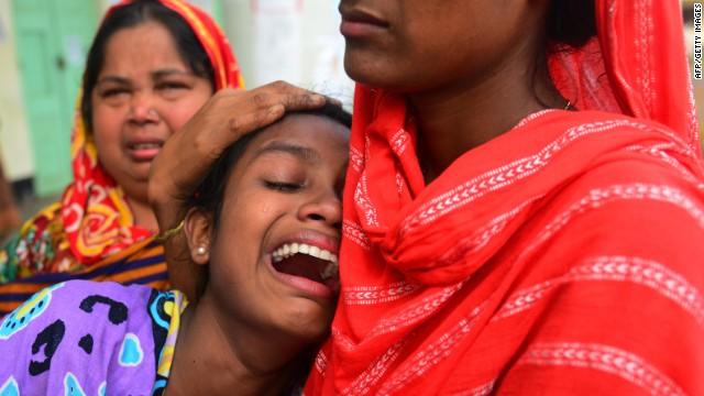 Bangladesh reaches grim milestone