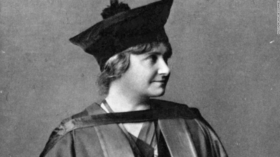 "<a href=""https://www.amshq.org/Montessori-Education/History-of-Montessori-Education/Biography-of-Maria-Montessori.aspx"" target=""_blank"">Maria Montessori </a>(1870-1952) was the first woman to obtain a medical degree in Italy. She developed the Montessori system of education for young children, which encourages exploration, expression and freedom from restraints."