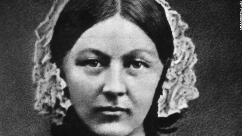 "<a href=""http://www.ncbi.nlm.nih.gov/pmc/articles/PMC2920984/"" target=""_blank"">Florence Nightingale</a> (1820-1910), reformer of English nursing, received the Order of Merit for her tireless efforts during the Crimean War. She was the first female recipient of this honor."