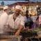 Morocco food stall
