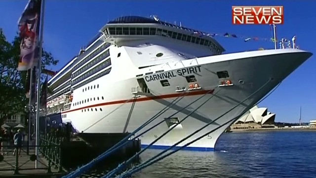 What happened to the missing cruise passengers?