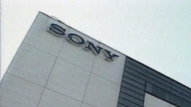 Sony back in the black