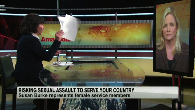 Combating sexual assault in the military