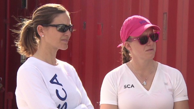 Can female sailors make history?