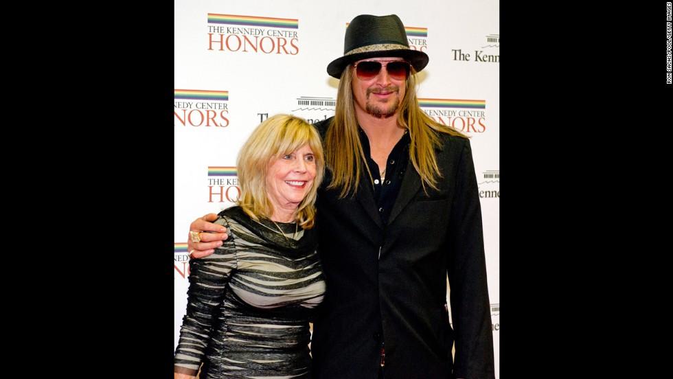 Kid Rock's mom, Susan Ritchie.