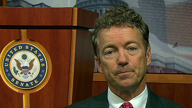 Paul on Libya: There may be more to this