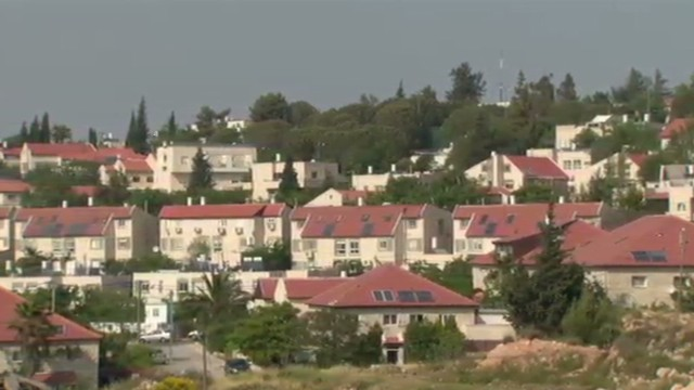 Israel approves settlements in West Bank