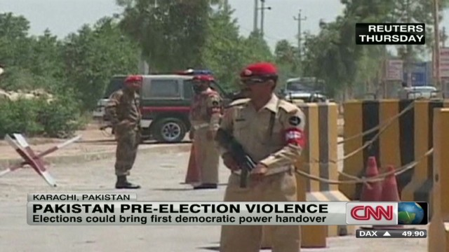Pakistan's election: What's at stake?