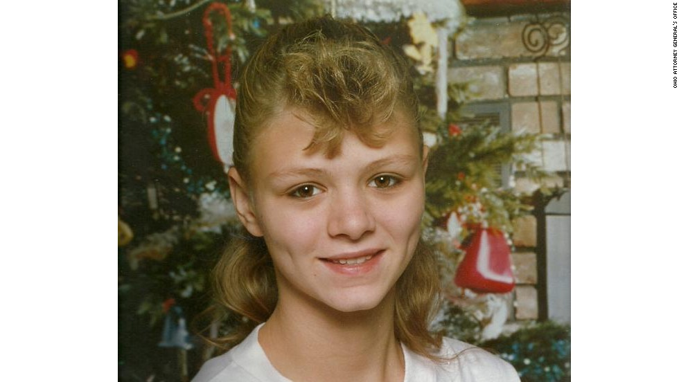 Christina Adkins was last seen in Cleveland in January 1995.  She was 18 years old and five months pregnant when she disappeared.