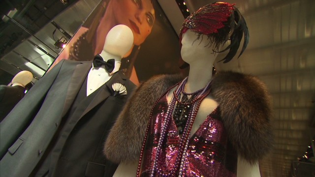 Gatsby mania: Opulence is back in vogue