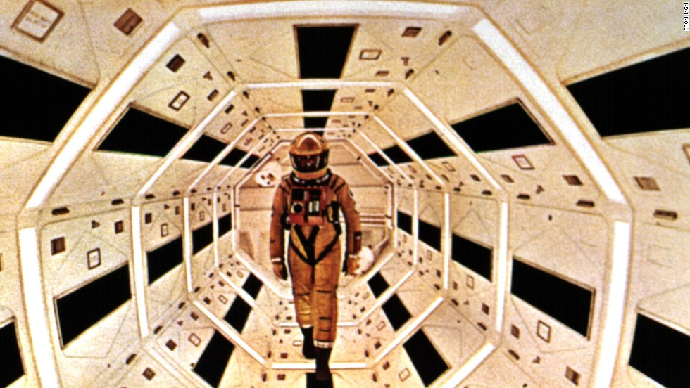 "After creating a film about space flight for the 1964 New York World's Fair, Trumbull joined the team that did the special effects for Stanley Kubrick's classic sci-fi film, ""2001: A Space Odyssey."""