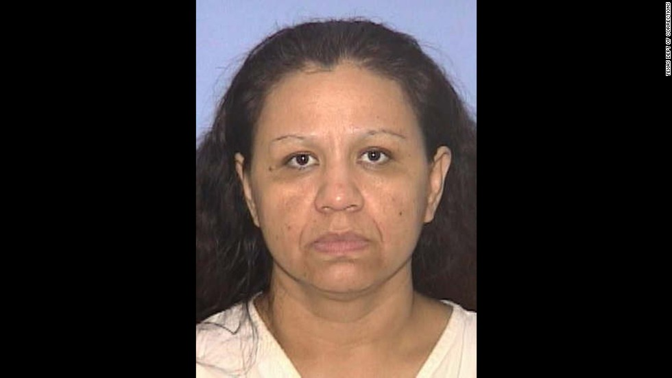 Melissa Elizabeth Lucio was 38 when she murdered her 2-year-old daughter in Harlington, Texas, on February 16, 2007. She was sentenced in August 2008.