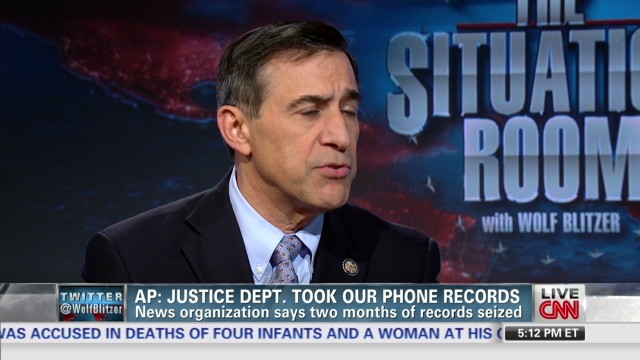 Issa: Justice probe into AP 'disturbing'