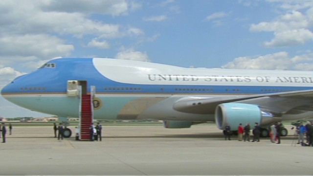 Air Force One heading to auction