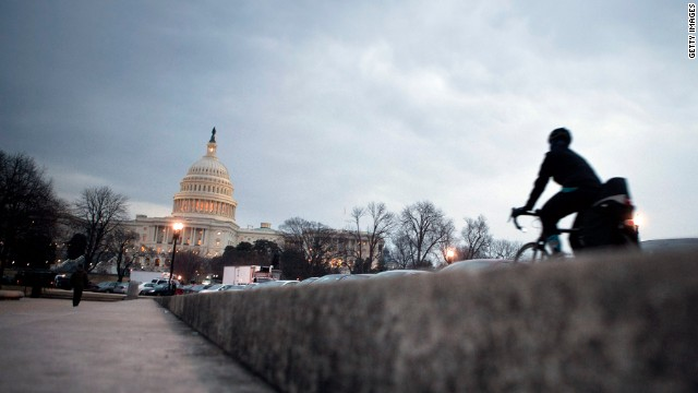 Members of Congress start 5-week recess
