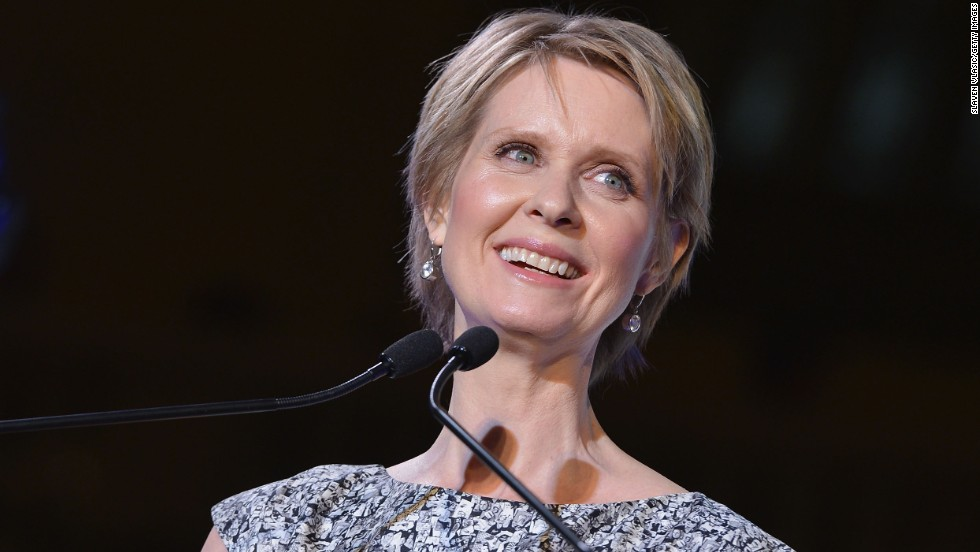 "Cynthia Nixon not only <a href=""http://marquee.blogs.cnn.com/2010/06/25/cynthia-nixon-joins-the-big-c"" target=""_blank"">joined the cast of Showtime's ""The Big C,""</a> about a woman battling the disease, and portrayed a woman with cancer in the Broadway play ""Wit"" -- Nixon was diagnosed with breast cancer in 2006."
