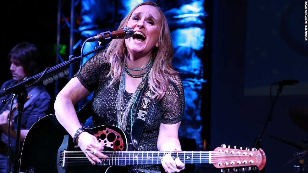 "Singer Melissa Etheridge became <a href=""http://www.cnn.com/2009/SHOWBIZ/Music/06/16/ac360.etheridge/index.html"">an advocate for the use of medical marijuana</a> after her 2004 breast cancer diagnosis."