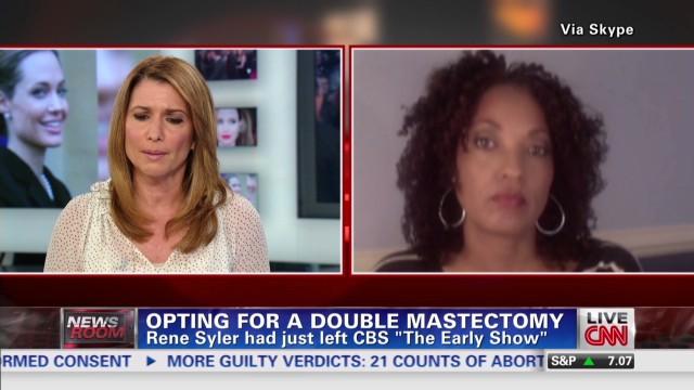 TV host: Why I had double mastectomy