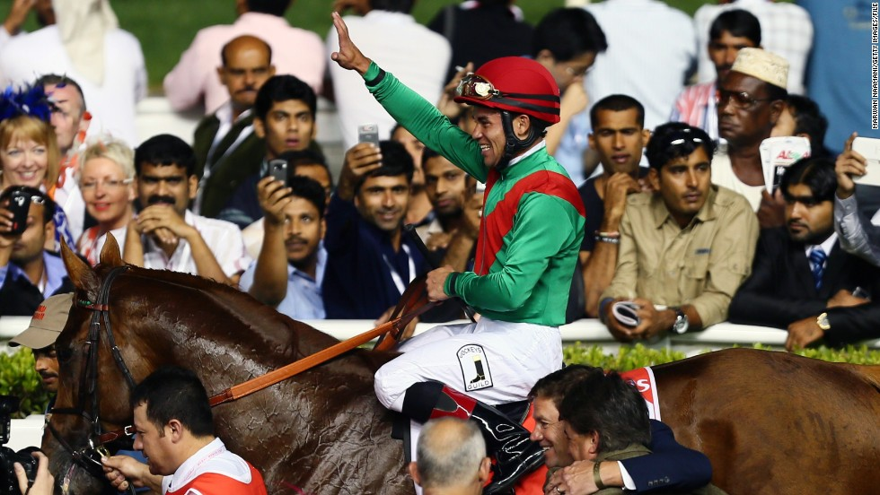 The hype surrounding Rosario is now at fever pitch, with many describing him as the most talented jockey to come along in more than two decades. Will his baseball-mad country also embrace its new sporting golden boy?