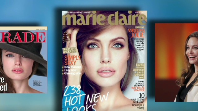 Jolie reveals double mastectomy